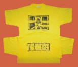 Thanheiser T-Shirt 'Eric Drooker-Censored' GELB