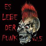 Thanheiser - Cover - Es lebe der Punk Vol. 5